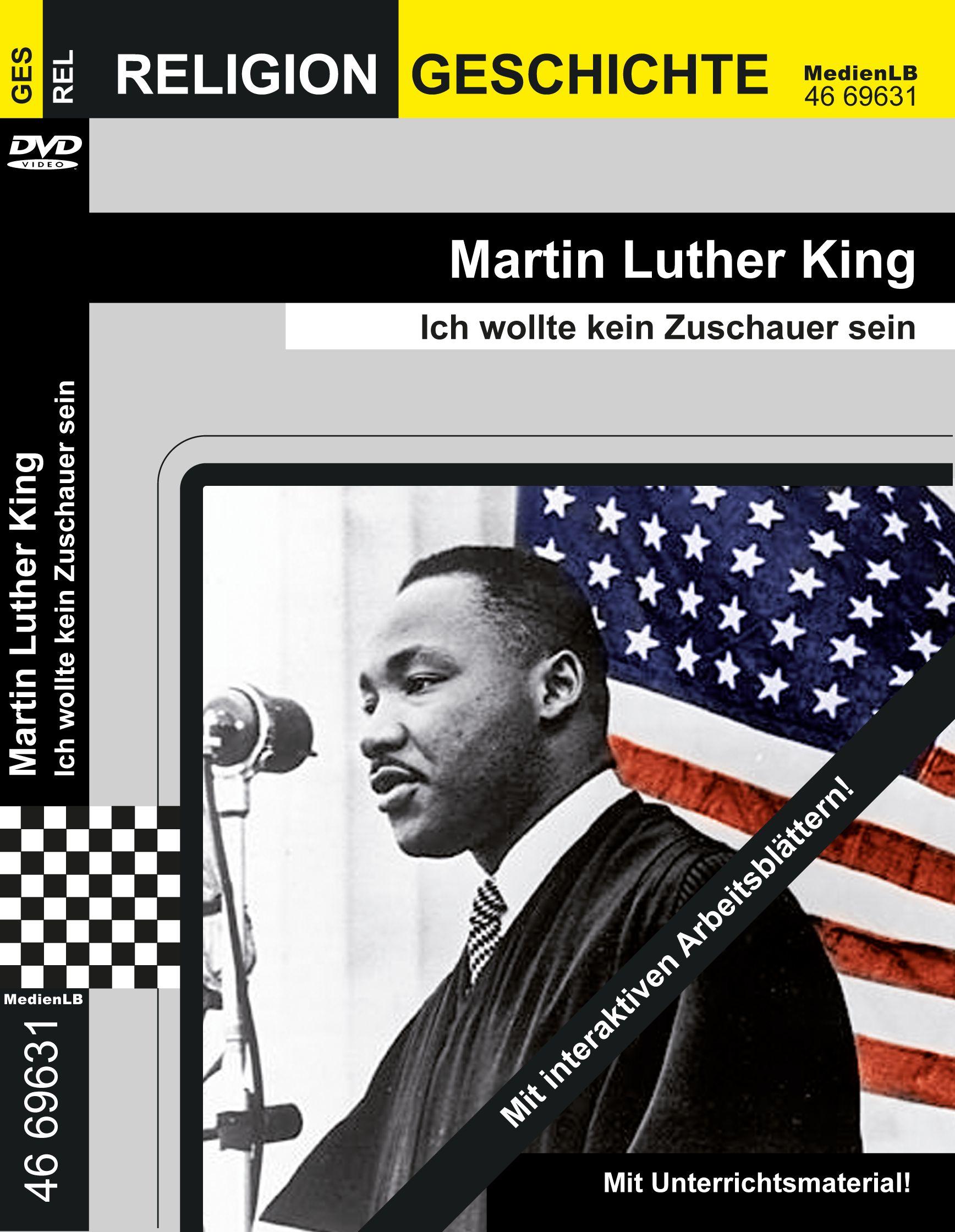 Martin Luther King - DVD - MedienLB Englisch