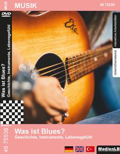 Was ist Blues?
